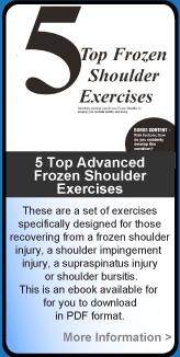 Top 5 Frozen Shoulder Exercises